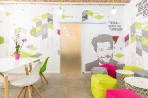 Coworking office rental Budapest