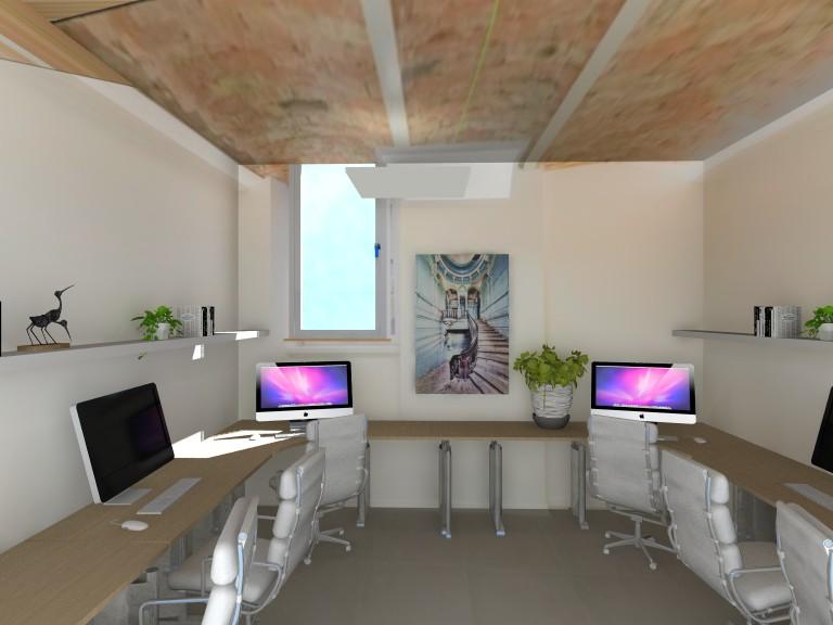 Flexi szoba furniture plan