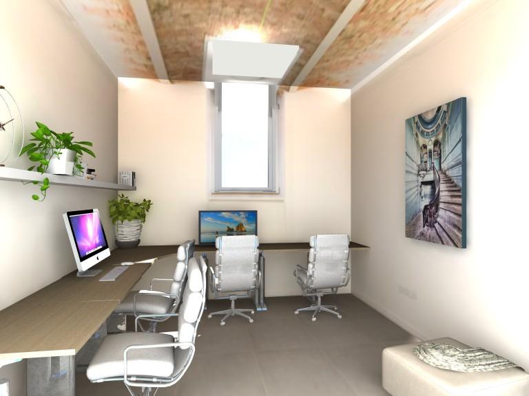 Standard room furniture plan